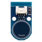 New 3pcs Touch Switch Module Double-sided Touch Sensor TouchPad 4p/3p Interface