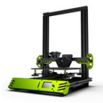 New TEVO® Tarantula Pro 3D Printer Kit with 235x235x250mm Printing Size MKSGenL Mainboard 0.4mm Volcano Nozzle Support 1.75mm Filament