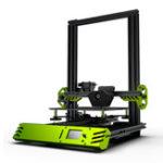 New TEVO® Tarantula Pro 3D Printer Kit with 235x235x250mm Printing Size MKSGenL Mainboard 0.4mm Volcano Nozzle Support 1.75mm Filament