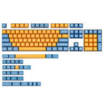 New Maxkey KA 134 Key SA ABS Keycaps Full Size Layout Keycap Set for Mechanical Keyboard