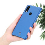 New DUX DUCIS Smooth Touch Shockproof PU Leather&Silicone Soft Protective Case For Xiaomi Redmi 7 / Redmi Y3