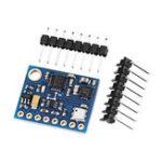 New GY-87 MPU6050 HMC5883L BMP180 10DOF Sensor Module 3-axis Gyroscope Accelerometer For Arduino 5V