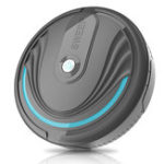 New Automatic Smart Robot Vacuum Cleaner Cleaning Sweeper Silent Strong Suction