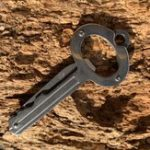 New Sanrenmu 4120 Mini Key Multifunctional Pocket Folding EDC Key Chain Ring Outdoor Camping Tools Bottle Opener