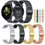 New Bakeey Stainless Steel Strap Smart Watch Band for Samsung Galaxy Watch Active