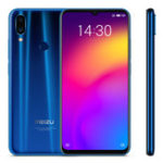 New Meizu Note 9 6.2 inch Global ROM 48MP Dual Rear Camera 4GB 64GB Snapdragon 675 Octa core 4G Smartphone