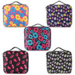 New Cosmetic Bag Make-Up Bag Brush Case Storage Toiletry Organizer Travel Box For Outdoor Travel