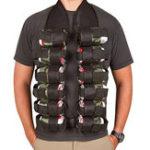 New KALOAD 12x Bottles Holster Tactical Belt Outdoor Party Bottle Vest