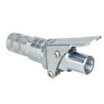 New 1/8 NPT High Pressure Grease Nipple Tool Coupler Zerk Fitting Tip Stainless Steel Gauge