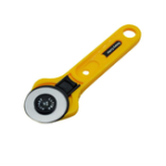 New Allwin 45mm Circular Rotary Cutter Safety Blade Multi-function Fabric Paper Leather Cutter Patchwork Piecing Sewing Quilting Cutting Craft Tool