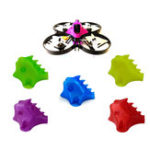 New Lantian 3D Printed TPU Whoop Frame Canopy Camera Mount for Beta85X Trashcan Mobula7 RC Drone