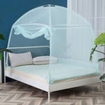New XIAOMI COMO LIVING Mongolian Mosquito Net 1.5 m/1.8m Bed Mosquito Net Home Textile Bed Netting