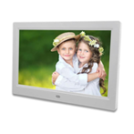 New 10.1 inch LCD Digital Photo Frame HD 1024 x 600 Electronic Album with Wireless Remote Control