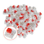 New 70PCS Pack Kailh BOX Red Switch Keyboard Switches for Keyboard Customization