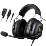 New Somic G936N Gaming Headset 7.1 Surround Sound USB 3.5mm ENC Noise Cancelling Headphone with Mic