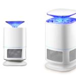 New DC 5V USB Household Mosquito Killer Lamp LED Silent Insect Killer Lamp