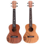 New Tom 23/26 Inch Standard C/T Type Mahogany Wood Matte Ukulele With Gig Bag