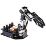 New SunFounder Rollarm Robot Upgraded DIY Arduino Programmable RC Robot Arm Kit With Servos