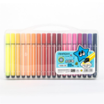 New AIHAO 1996 36 Colors Art Marker Pen Drawing Set Colored Children Painting Watercolor Pens Safe Non-toxic Water Washing Graffiti