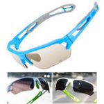 New ROCKBROS LK10015 Riding Sunglasses NXT Color-changing Anti-fog Lens TR90 Ultralight 30g Sports Outdoor Motorcycle Driving Glasses