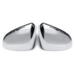 New Car Chrome Side Door Wing Mirror Cover Caps Pair for Nissan Qashqai +2 I 2007-2013