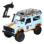 New MN-99 2.4G 1/12 4WD RTR Crawler RC Car For Land Rover 70 Anniversary Edition Vehicle Model