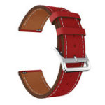 New Bakeey 22mm Genuine Leather Replacement Watch Band Strap for Smart Watch Huawei Watch GT