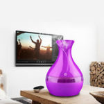 New 300ml LED Air Humidifier Diffuser Ultrasonic Aroma Essential