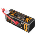 New ZOP Power 14.8V 5000mAh 45C 4S Lipo Battery T Plug for RC Car