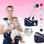 New Baby Hip Seat Waist Stool Walkers Travel Carrier Hold Belt