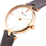 New CURREN 9038 Ultra Thin Simple Design Ladies Wrist Watch
