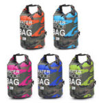 New 5L Waterproof Dry Bag Pack Swim Storage Pouch Canoe Floating Boating Kayaking Camping Travel