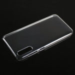 New Bakeey Transparent Anti-scratch Hard PC Protective Case for Samsung Galaxy A70 2019