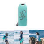 New Xiaomi 90 Fun 10L Outdoor Portable Folding Waterproof Bag Dry Sack Shoulder Messenger Pack Storage Pouch