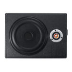 "New 600W 8"" 12V Car Subwoofer Under Seat Hight Power Pure Bass Slim Speaker"
