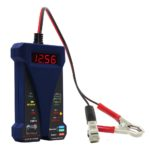 New MP0514B 12V Digital Battery Tester Voltmeter Alternator Analyzer with LCD and LED Display