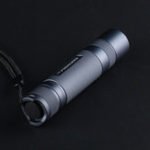 New Convoy S21A 2300 Lumens Flashlight Copper DTP Board 18650 Battery 4 Modes Torch Light Camping Hunting Emergency Lamp