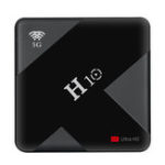 New H10 Allwinner H6 4GB RAM 64GB ROM 5G WIFI Android 9.0 4K TV Box