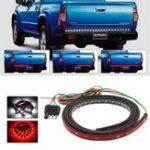 New 150CM Turn Signal Brake Taillight Waterproof LED Strip Light for Jeep Dodge Ford Pickup DC9-24V