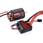 New SURPASS Hobby Brush 540 13T RC Car Motor+60A ESC For 1/10 Crawler