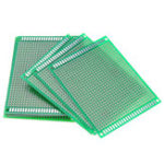 New 50pcs 7x9cm FR-4 2.54mm Single Side Prototype PCB Printed Circuit Board