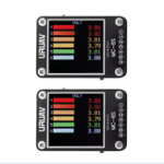 New 2Pcs URUAV MC-6S 1-6S Lipo Battery Voltage Checker Receiver Signal Tester