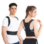 New Back Support Posture Corrector Braces Adult Male Female Children Anti-humpback Correction Belt