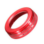 New Car Interior Alloy Volume Switch Button Decorative Ring Cover Trim For Benz CLA-Class CLS-Class