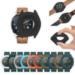 New Bakeey Colorful Silicone Protective Case Watch Protector for HUAWEI GT/GT Active Smart Watch