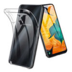 New Bakeey Slight Transparent TPU Shockproof Protective Case for Samsung Galaxy A40 2019