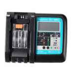 New DC18RC Fast Lithium-Ion Battery Charger BL1830 BL1840 BL1850 For Makita Battery