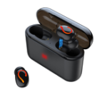 New TWS Wireless bluetooth 5.0 Earbuds Earphone Sport Waterproof Stereo Headphone with 2600mAh Charging Box
