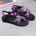 New Women Flat Outdoor Casual Walking Sandals