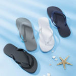 New Xiaomi UREVO Flip Flops Summer Beach Slippers Non-slip Wear Resistant Casual Sandals Shoes